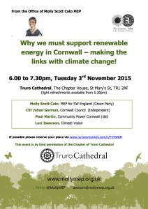 Molly Cato MEP -Truro-3-11-15-renewables